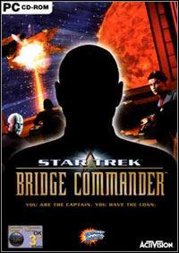 Okładka Star Trek: Bridge Commander (PC)