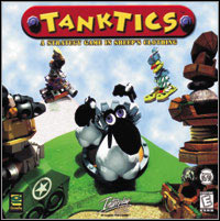 Game Box for Tanktics (PC)