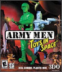 Okładka Army Men: Toys In Space (PC)