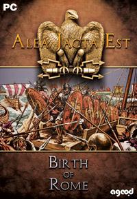 Okładka Birth of Rome (PC)