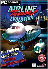 Okładka Airline Tycoon Evolution (PC)