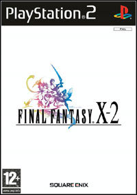 Okładka Final Fantasy X-2 (PS2)