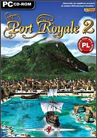 Okładka Port Royale 2 (PC)