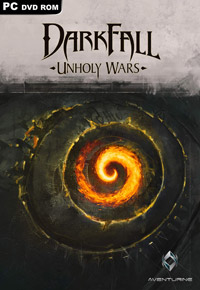 Okładka Darkfall Unholy Wars (PC)