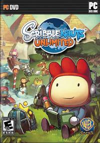 Game Scribblenauts Unlimited (WiiU) cover