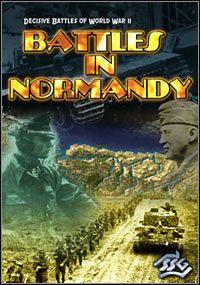 Okładka Battles In Normandy (PC)