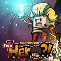 Okładka Holy Potatoes! I'm A Hero?! (PC)