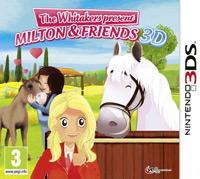 Okładka The Whitakers Presents Milton & Friends 3D (3DS)