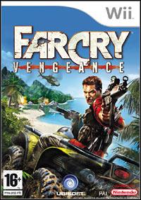 Okładka Far Cry: Vengeance (Wii)