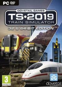 Game Box for Train Simulator 2019 (PC)