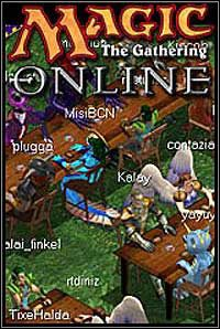 Game Box for Magic: The Gathering Online (PC)