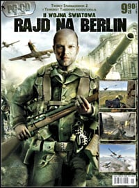 Okładka Battlestrike: The Road to Berlin (PC)