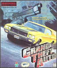 Game Box for Grand Theft Auto (PC)