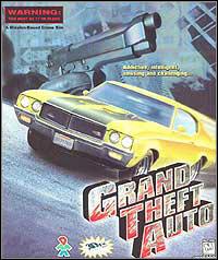 Okładka Grand Theft Auto (PC)