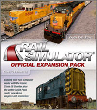 Okładka Rail Simulator: Official Expansion Pack (PC)