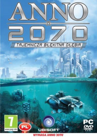 Game Box for Anno 2070: Deep Ocean (PC)