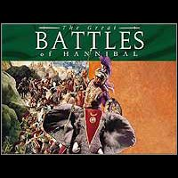 Okładka The Great Battles of Hannibal (PC)