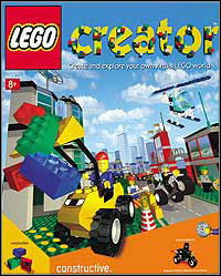 Game Box for LEGO Creator (PC)