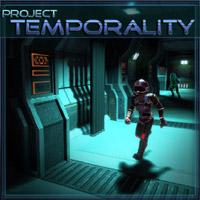 Okładka Project Temporality (PC)