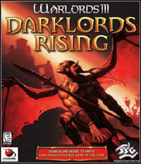 Okładka Warlords III: Darklords Rising (PC)