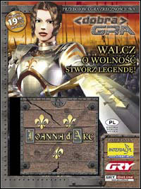 Game Box for Wars and Warriors: Joan of Arc (PC)