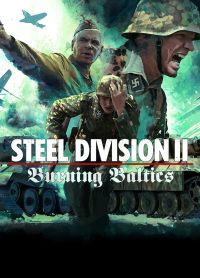 Game Box for Steel Division 2: Burning Baltics (PC)