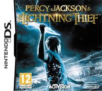 Okładka Percy Jackson & The Olympians: The Lightning Thief (NDS)