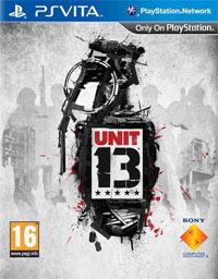 Okładka Unit 13 (PSV)
