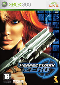 Okładka Perfect Dark Zero (X360)
