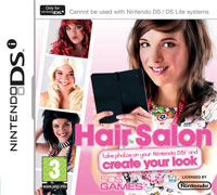 Okładka Picture Perfect Hair Salon (NDS)