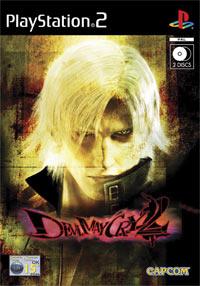 Okładka Devil May Cry 2 (PS2)