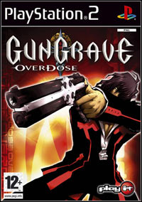 Okładka Gungrave: Overdose (PS2)
