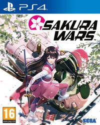 Game Box for Sakura Wars (PS4)