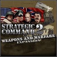 Okładka Strategic Command 2: Blitzkrieg - Weapons and Warfare (PC)