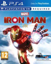 Okładka Marvel's Iron Man VR (PS4)