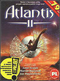 Okładka Atlantis II (PC)