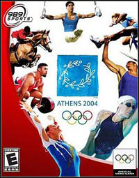 Okładka Athens 2004 (PC)