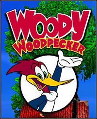 Game Box for Woody Woodpecker: Escape from Buzz Buzzard Park (PC)