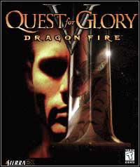 Okładka Quest for Glory V: Dragon Fire (PC)