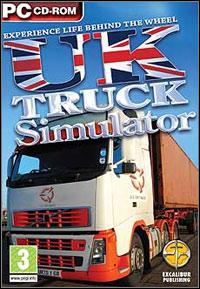 Game Box for UK Truck Simulator (PC)