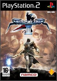 Okładka Soulcalibur III (PS2)