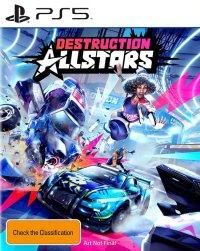 Game Box for Destruction AllStars (PS5)