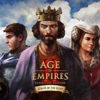 Game Box for Age of Empires II: Definitive Edition - Lords of the West (PC)