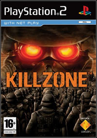 Game Box for Killzone (PS2)