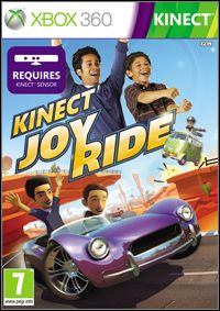 Okładka Kinect Joy Ride (X360)