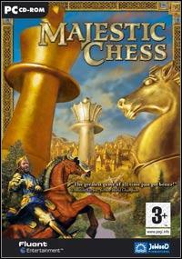 Okładka Hoyle Majestic Chess (PC)