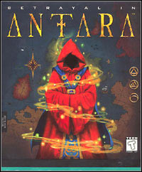 Game Box for Betrayal in Antara (PC)