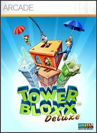 Okładka Tower Bloxx Deluxe (X360)