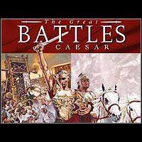 Okładka The Great Battles of Caesar (PC)