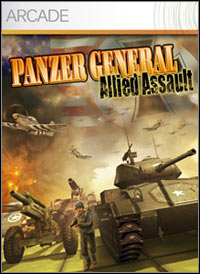 Game Box for Panzer General: Allied Assault (X360)